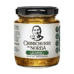 CHIMICHURRI EL CLÁSICO DO NORBA 200GR