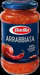 MOLHO DE TOMATE ARRIBIATA VIDRO BARILLA 400 GR