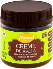 CREME DE AVELÃ CROC C/CACAU FLORMEL 150GR