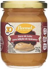 DOCE DE LEITE CREMOSO FLORMEL 210GR
