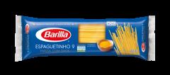 ESPAGUETINHO 9 MASSA COM OVOS BARILLA 500GR