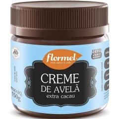 CREME DE AVELÃ EXT CACAU FLORMEL 150GR