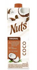 BEBIDA VEGETAL DE COCO NUTS 1L