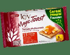 TORRADA INTEGRAL LEV MAGIC TOAST MULTICEREAIS MARILAN 150GR