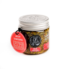MOLHO CHIMICHURRI POTE BR SPICES 180GR