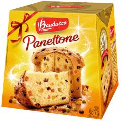 PANETTONE FRUTAS BAUDUCCO 500GR