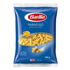 PARAFUSO MASSA COM OVOS BARILLA 500GR