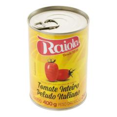 TOMATE PELADO RAIOLA 400GR
