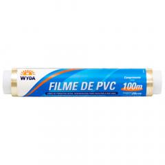 FILME DE PVC LINHA INDUSTRIAL 100MX28CM WYDA CX 5 UNIDADES